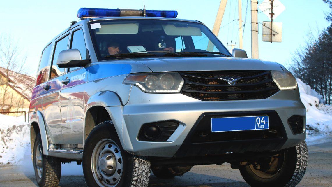 В Республике Алтай сотрудники Росгвардии задержали угонщиков