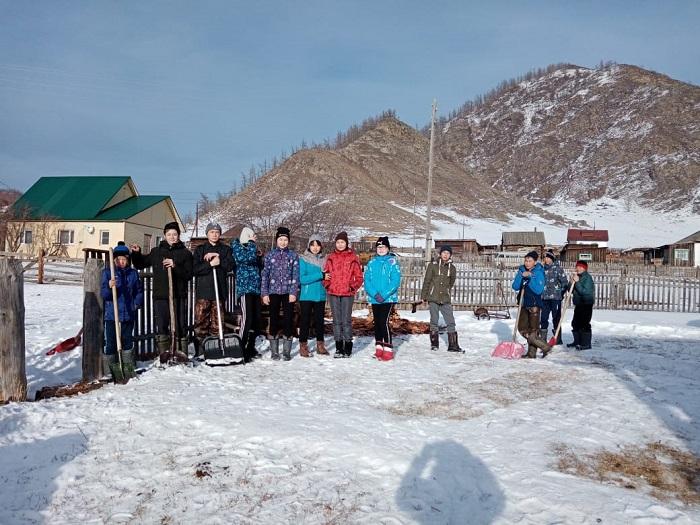 В Онгудайском районе несовершеннолетние будут оказывать помощь ветеранам ВОВ и труженикам тыла