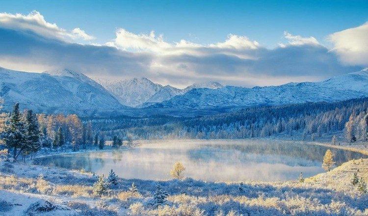 Погода в Республике Алтай 12 марта