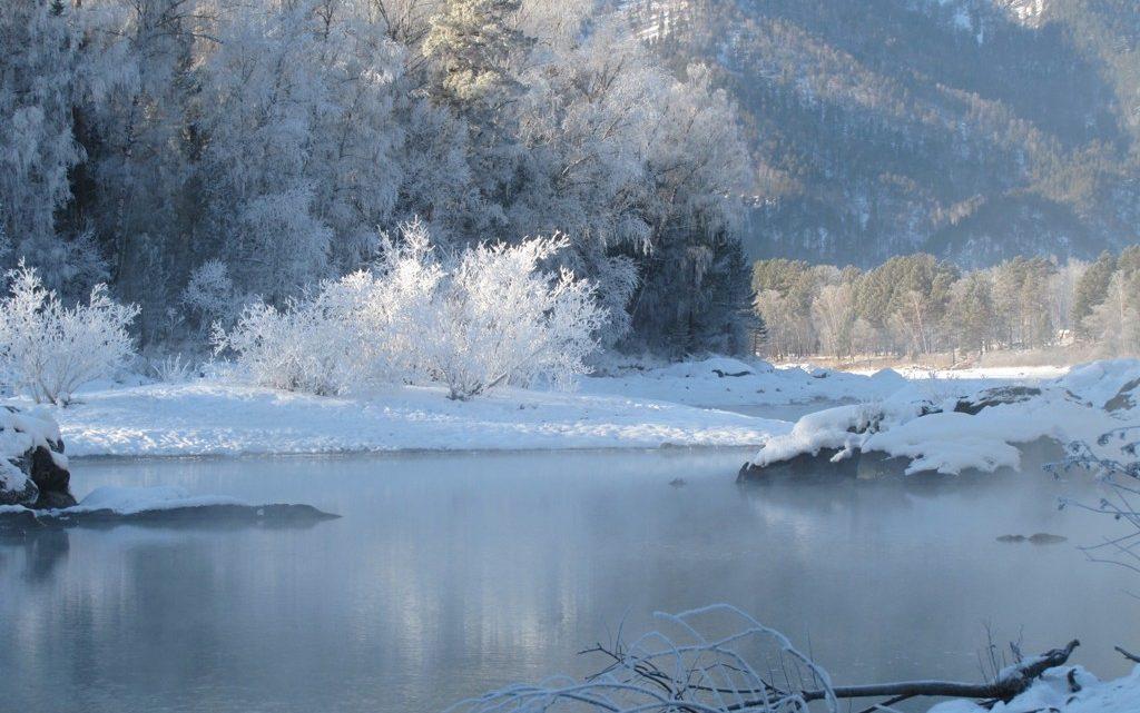 Погода в Республике Алтай 5 марта
