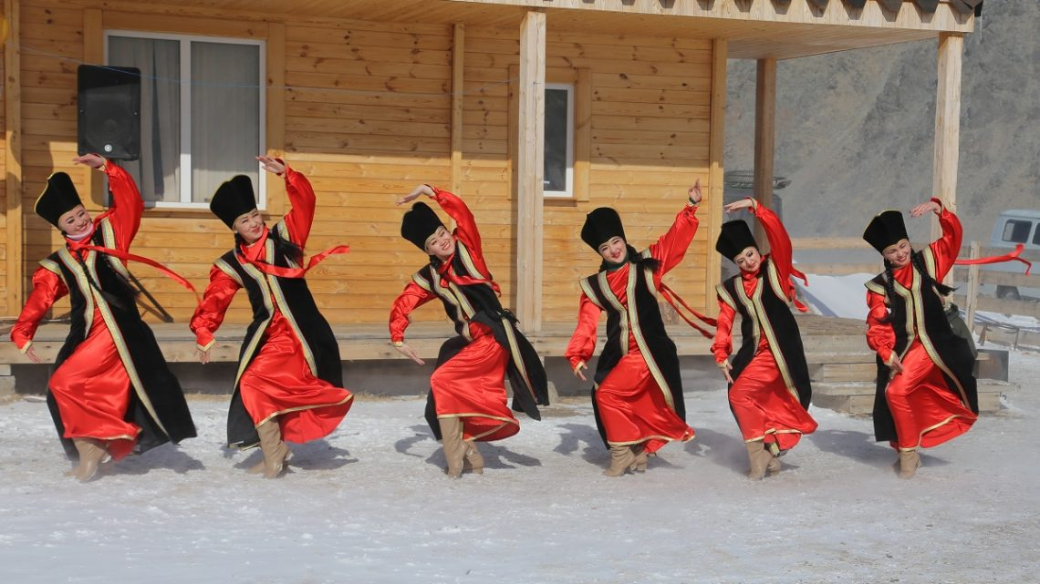 На Алтае отметили самый высокогорный Новый год