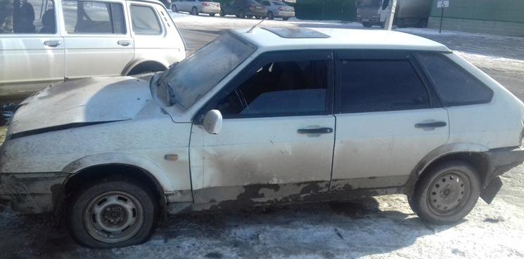 Дела амурские. В Республике Алтай зять угнал автомобиль тестя