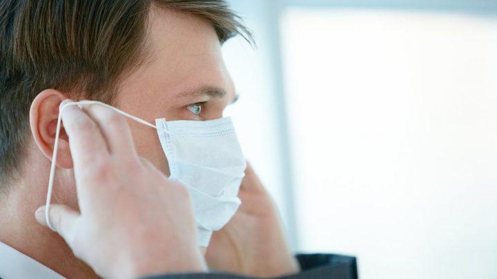 Роспотребнадзор: маска защитит